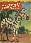 Tarzan Adventures (UK 1953-1959 Westworld Publications) Vol. 7 #37