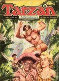 Tarzan Adventures (UK 1953-1959 Westworld Publications) Vol. 5 #28