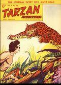 Tarzan Adventures (UK 1953-1959 Westworld Publications) Vol. 8 #52