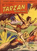 Tarzan Adventures (UK 1953-1959 Westworld Publications) Vol. 8 #48