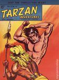 Tarzan Adventures (UK 1953-1959 Westworld Publications) Vol. 8 #51