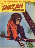Tarzan Adventures (UK 1953-1959 Westworld Publications) Vol. 9 #2