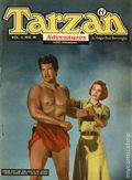 Tarzan Adventures (UK 1953-1959 Westworld Publications) Vol. 4 #48
