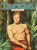 Tarzan Adventures (UK 1953-1959 Westworld Publications) Vol. 4 #25