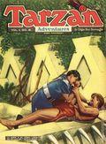 Tarzan Adventures (UK 1953-1959 Westworld Publications) Vol. 4 #40