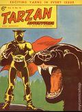 Tarzan Adventures (UK 1953-1959 Westworld Publications) Vol. 9 #16