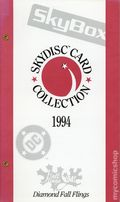 Skybox Skydisc Chase Card Collection Album (1994) ALBUM&CARDS