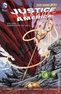 Justice League of America TPB (2014 DC Comics The New 52) 2-1ST