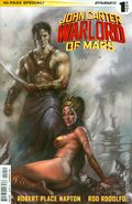 John Carter Warlord of Mars Special (2015 Dynamite) 1