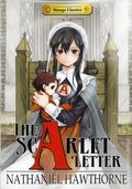 Manga Classics: The Scarlet Letter GN (2015 Udon) 1-1ST