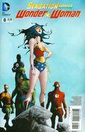 Sensation Comics Featuring Wonder Woman (2014) 8