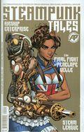 Steampunk Tales (2014 Antarctic Press) 2