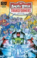 Angry Birds Transformers (2014 IDW) 4