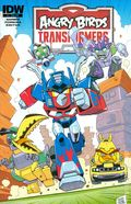 Angry Birds Transformers (2014 IDW) 4SUB