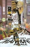 Judge Dredd (2012 IDW) 28