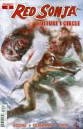 Red Sonja Vulture's Circle (2014) 3C