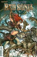 Legenderry Red Sonja (2015 Dynamite) 2A