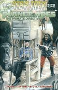 Star Trek Planet of the Apes The Primate Directive (2014 IDW) 4SUB