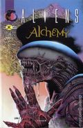 Aliens Alchemy TPB (Italian 2004 Dark Horse/Grifo Comics) 1-1ST