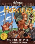Disney's Action Club: Hercules GN (1997 Acclaim) My Fill of Phil and Other Disney Stories 1-1ST