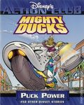 Disney's Action Club: Mighty Ducks GN (1997 Acclaim) Puck Power and Other Disney Stories 1-1ST
