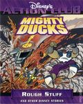 Disney's Action Club: Mighty Ducks GN (1997 Acclaim) Rough Stuff and Other Disney Stories 1-1ST