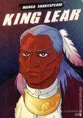 Manga Shakespeare King Lear GN (2009 SelfMadeHero) 1-1ST