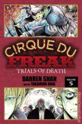 Cirque Du Freak GN (2009-2012 Yen Press Digest) 5-1ST