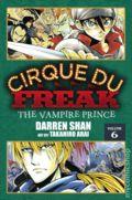 Cirque Du Freak GN (2009-2012 Yen Press Digest) 6-1ST