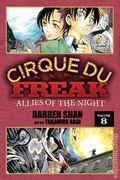 Cirque Du Freak GN (2009-2012 Yen Press Digest) 8-1ST
