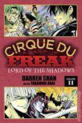 Cirque Du Freak GN (2009-2012 Yen Press Digest) 11-1ST