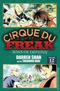 Cirque Du Freak GN (2009-2012 Yen Press Digest) 12-1ST