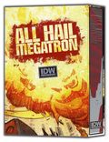 Transformers All Hail Megatron HC (2015 IDW) Limited Deluxe Edition 1-1ST