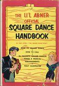 Li'l Abner Official Square Dance Handbook HC (1953) 1