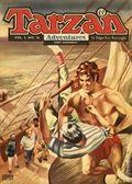 Tarzan Adventures (UK 1953-1959 Westworld Publications) Vol. 5 #18