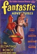 Fantastic Adventures (1939-1953 Ziff-Davis Publishing) Pulp Jan 1941