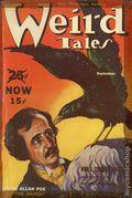 Weird Tales (1923-1954 Popular Fiction) Pulp 1st Series Vol. 34 #3