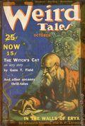 Weird Tales (1923-1954 Popular Fiction) Pulp 1st Series Vol. 34 #4