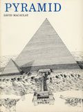 Pyramid SC (1975 Houghton Mifflin) By David Macaulay 1-REP