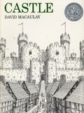 Castle SC (1977 Houghton Mifflin) By David Macaulay 1-REP