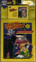 Dick Tracy Audio Action Adventures SC (1990 Disney Audio) Tape and Book 1-1ST
