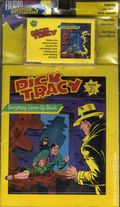 Dick Tracy Audio Action Adventures SC (1990 Disney Audio) Tape and Book 2-1ST