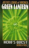 Justice League of America Green Lantern Hero's Quest PB (2005 Pocket Star Books Novel) 1-REP