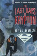 Last Days of Krypton HC (2012 HarperCollins) A Superman Novel 1-1ST