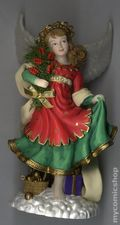 Angels Beside Me: Rebecca Figurine (2002 Nutshell Designs) ITEM#1