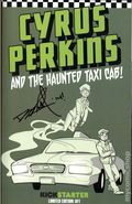 Cyrus Perkins and the Haunted Taxi Cab (2015 Dave Dwonch) 1 - LIMITED