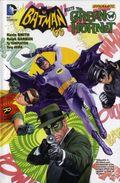 Batman '66 Meets the Green Hornet HC (2015 DC/Dynamite) 1-1ST
