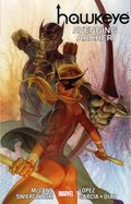 Hawkeye Avenging Archer TPB (2015 Marvel) 1-1ST