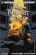 Twilight Zone TPB (2014-2015 Dynamite) By J. Michael Straczynski 3-1ST