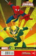 Ultimate Spider-Man Web Warriors (2014) Marvel Universe 5